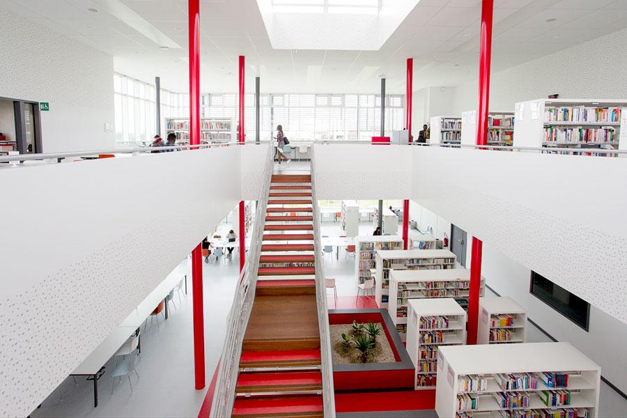 Les bibliothèques de l'UPEC